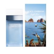 Описание аромата Light Blue Love in Capri Dolce Gabbana